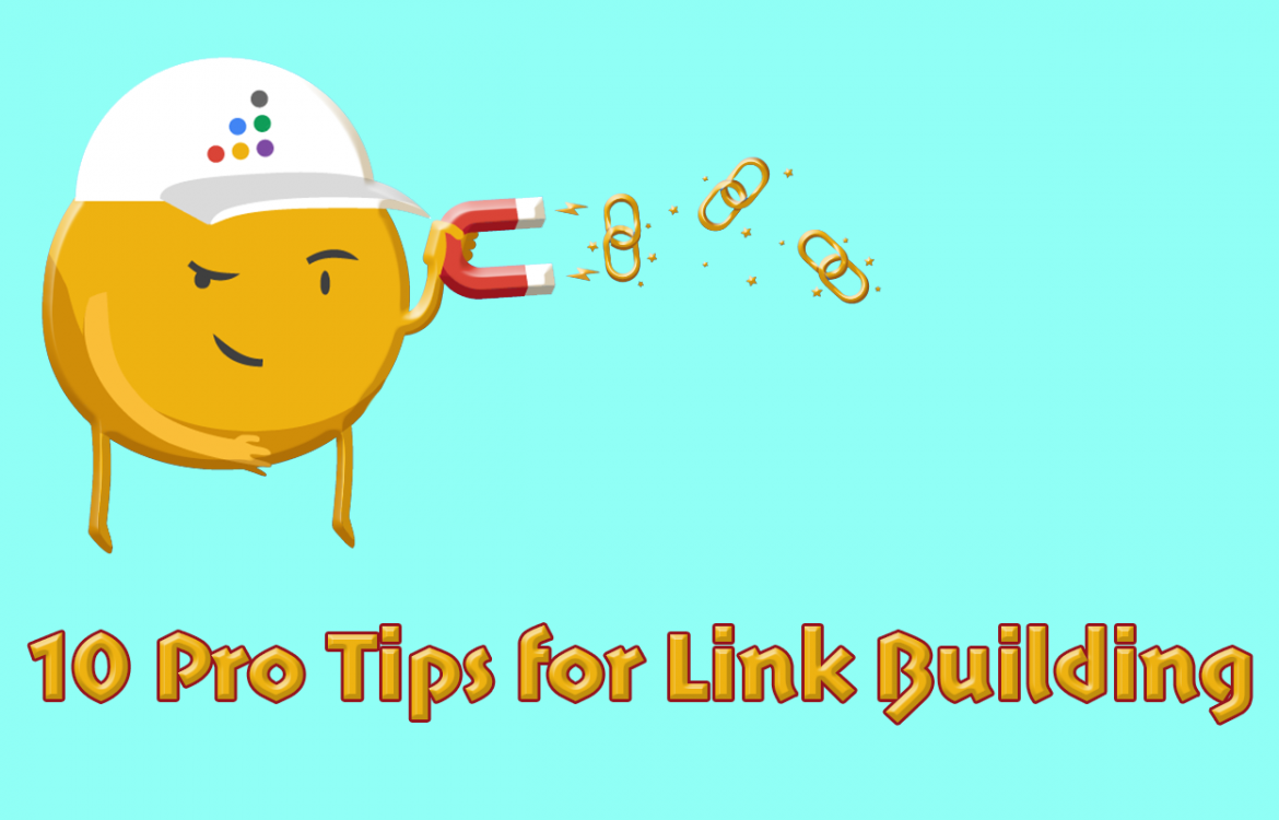 pro tips for link building